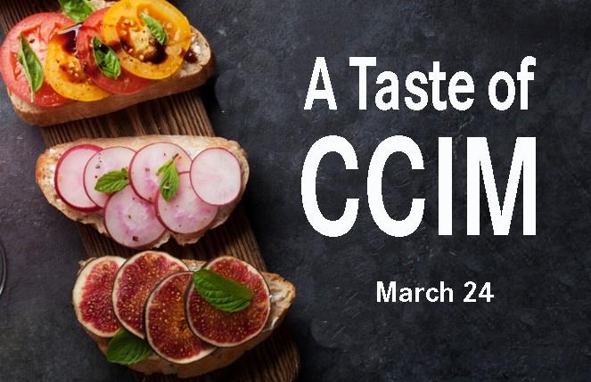 A Taste of CCIM