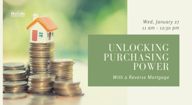 Unlocking Purchasing Power with a Reverse Mortgage