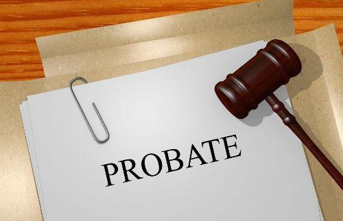 Probate Real Estate Sales