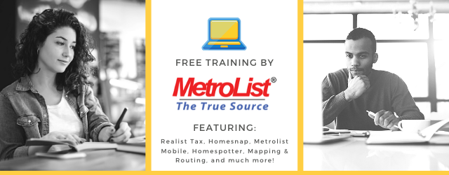 MetroList Webinars